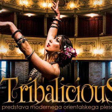 Predstava Tribalicious 2017