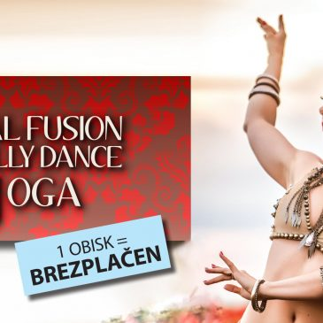 TRIBAL FUSION BELLY DANCE & JOGA September 2018