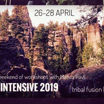 SPRING INTENSIVE 2019 with Manca Pavli